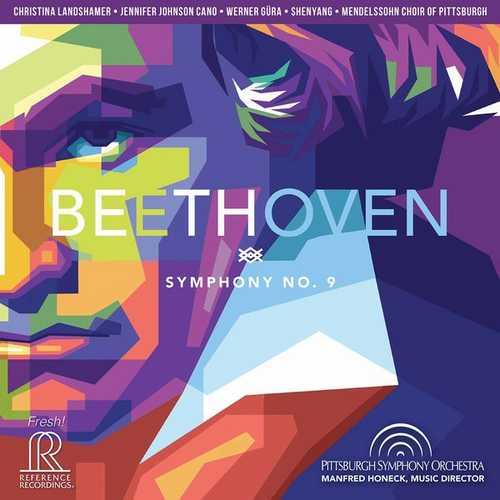 Honeck: Beethoven - Symphony no.9 (24/192 FLAC)