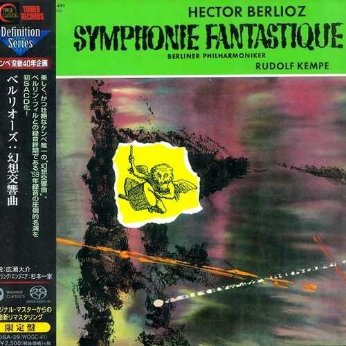 Kempe: Berlioz - Symphonie Fantastique (SACD)