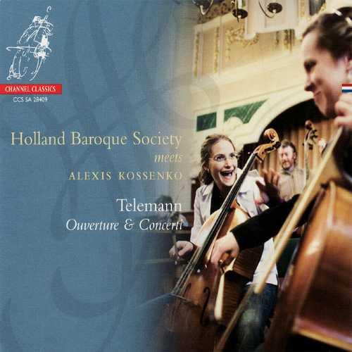 Kossenko: Telemann - Ouverture & Concerti (24/96 FLAC)