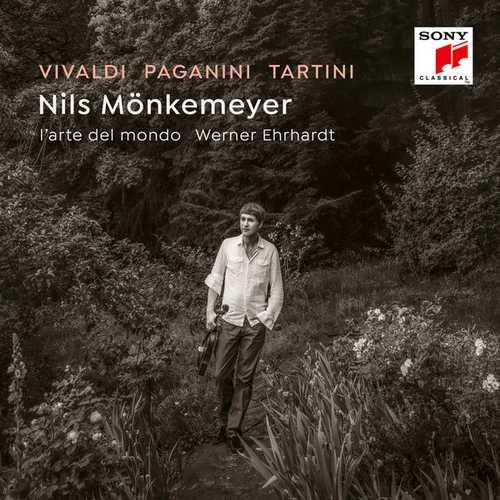 Nils Monkemeyer - Vivaldi, Paganini, Tartini (24/48 FLAC)