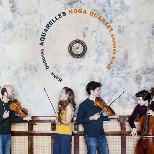 Noga Quartet, Siobhan Stagg - Aquarelles (24/44 FLAC)