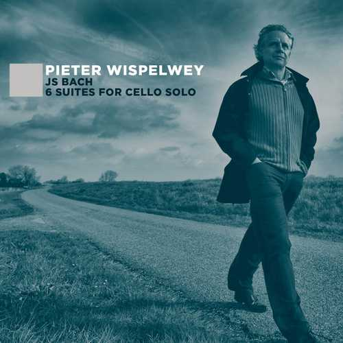 Pieter Wispelwey: Bach - 6 Suites for Cello Solo (24/88 FLAC)