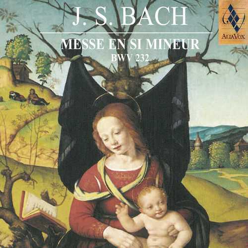 Savall: Bach - Mass in B minor BWV232 (24/96 FLAC)