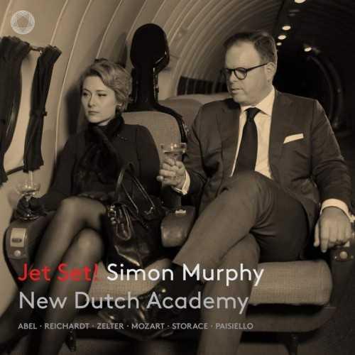 Simon Murphy - Jet Set! (24/96 FLAC)