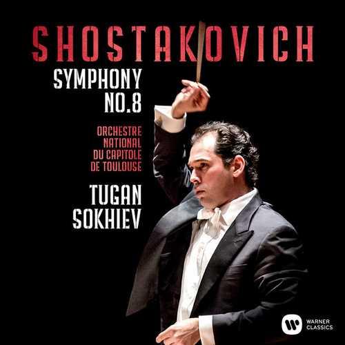 Sokhiev: Shostakovich - Symphony no.8 (24/96 FLAC)