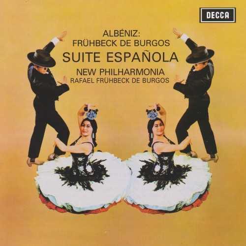 Burgos: Isaac Albéniz - Suite Española (SACD)