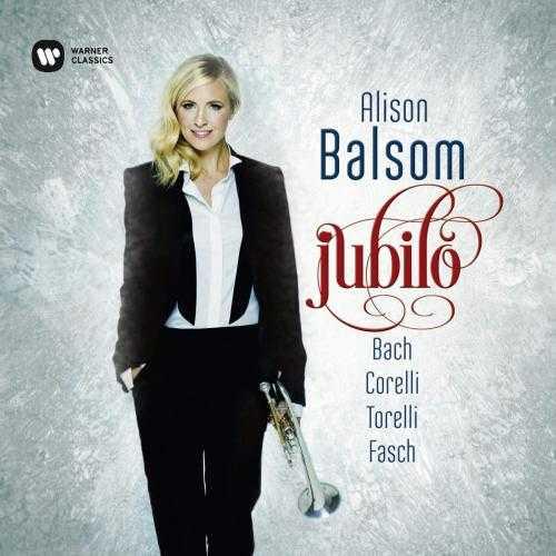 Alison Balsom - Jubilo (24/96 FLAC)