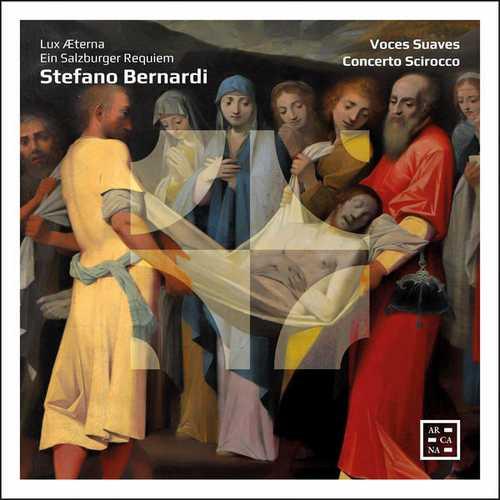 Voces Suaves, Concerto Scirocco: Bernardi - Lux Aeterna, Ein Salzburger Requiem (24/96 FLAC)