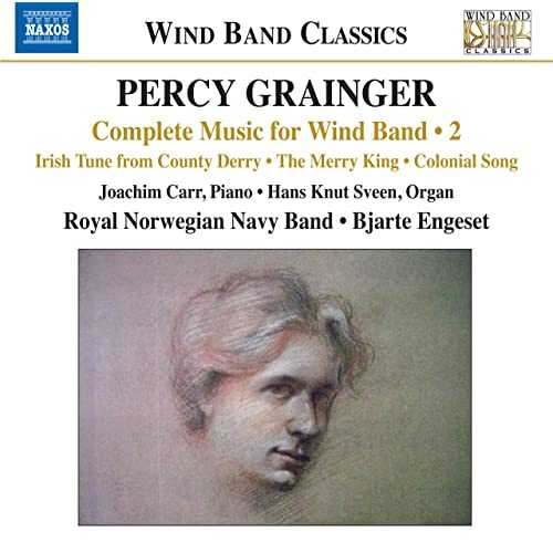 Engeset: Grainger - Complete Music for Wind Band vol.2 (24/96 FLAC)