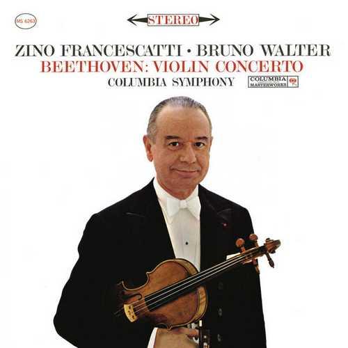 Francescatti, Walter: Beethoven - Violin Concerto in D Major op.61. Remastered (24/96 FLAC)
