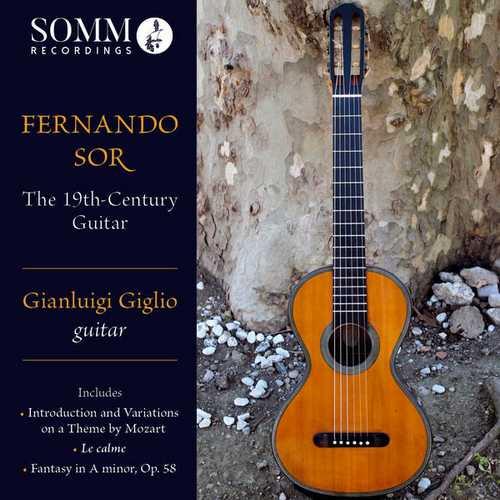 Gianluigi Giglio: Fernando Sor - The 19th-Century Guitar (24/96 FLAC)