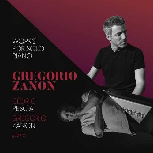 Gregorio Zanon - Works for Solo Piano (24/96 FLAC)