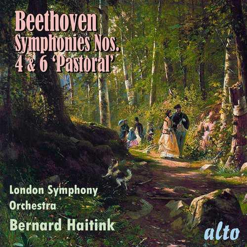 "Haitink: Beethoven - Symphonies no.4 & 6 ""Pastoral"" (24/96 FLAC)"