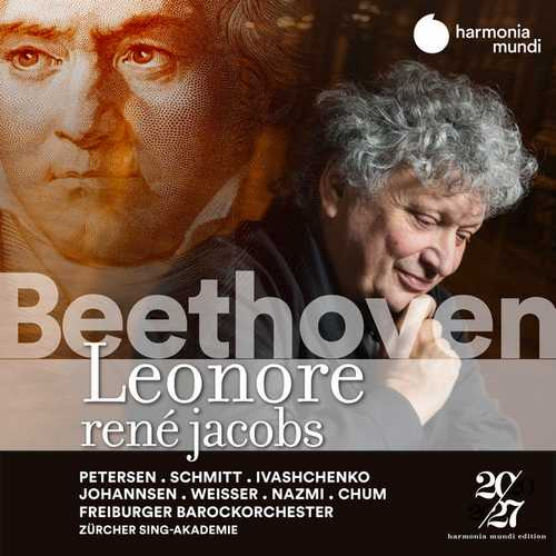 Jacobs: Beethoven - Leonore (24/48 FLAC)