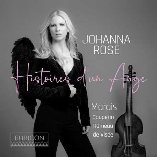 Johanna Rose - Histoires d'un Ange (24/96 FLAC)