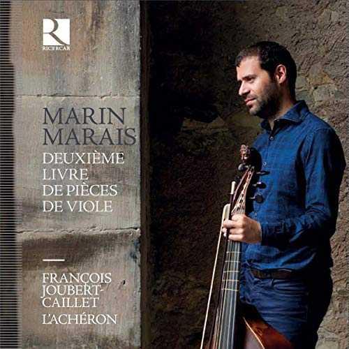 Joubert-Caillet: Marais - Deuxieme Livre de Pieces de Viole (24/88 FLAC)