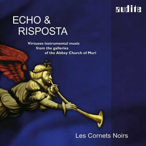 Les Cornets Noirs - Echo & Risposta (24/44 FLAC)