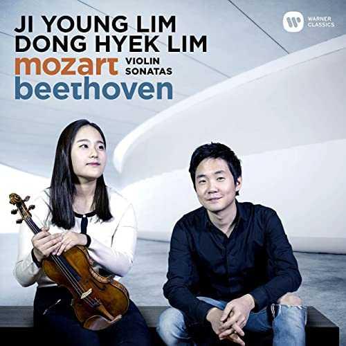 Ji Young Lim, Dong Hyek Lim: Mozart, Beethoven - Violin Sonatas (24/96 FLAC)