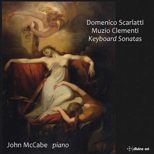 McCabe: Scarlatti, Clementi - Keyboard Sonatas (24/96 FLAC)