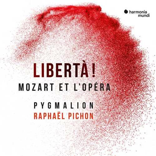 Pichon: Liberta! Mozart & The Opera (24/96 FLAC)