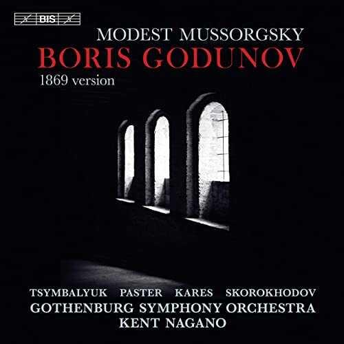 Nagano: Mussorgsky - Boris Godunov. 1869 Version (24/96 FLAC)