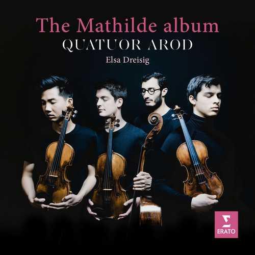 Quatuor Arod - The Mathilde Album (24/192 FLAC)