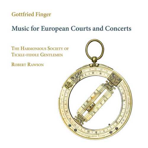 Rawson: Finger - Music for European Courts and Concerts (24/176 FLAC)