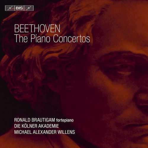 Brautigam: Beethoven - The Piano Concertos (24/96 FLAC)