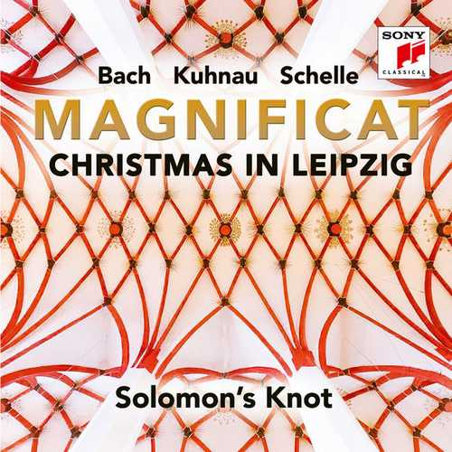 Sells: Magnificat - Christmas in Leipzig (24/48 FLAC)
