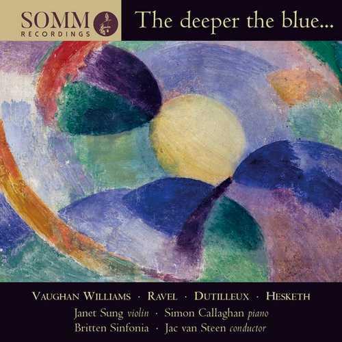 Jac van Steen: The Deeper the Blue… (24/96 FLAC)