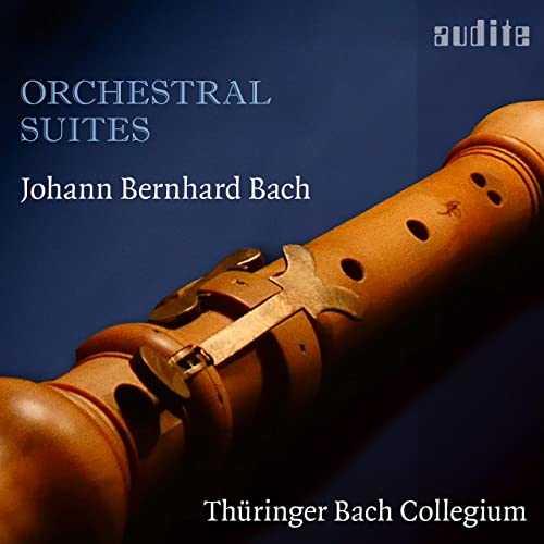 Thüringer Bach Collegium: Bach - Orchestral Suites (24/96 FLAC)