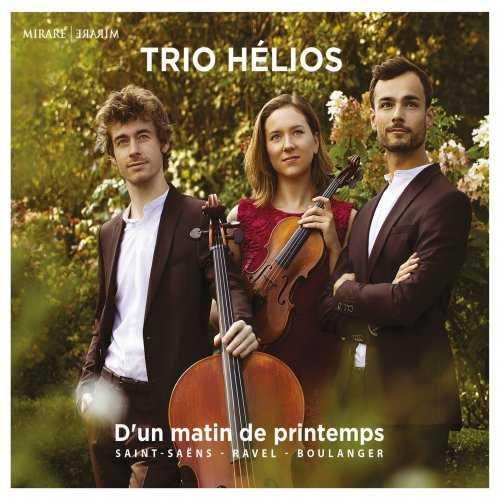 Trio Hélios - D'un Matin de Printemps (24/48 FLAC)