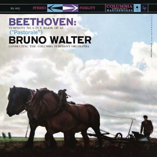 """Walter: Beethoven - Symphony no.6 """"Pastorale"""". Remastered (24/96 FLAC)"""