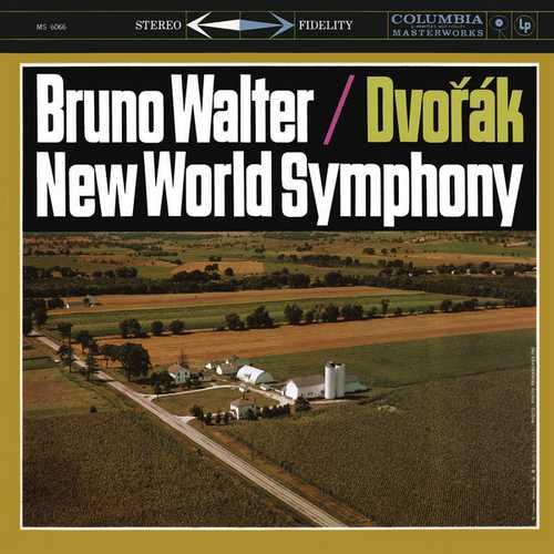 Walter: Dvořák - Symphonies no.8 & 9. Remastered (24/96 FLAC)