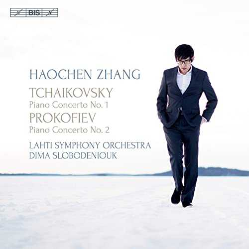 Zhang, Slobodeniouk: Tchaikovsky - Piano Concerto no.1, Prokofiev - Piano Concerto no.2 (24/96 FLAC)