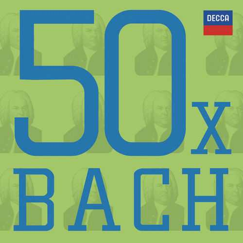 50 x Bach (FLAC)