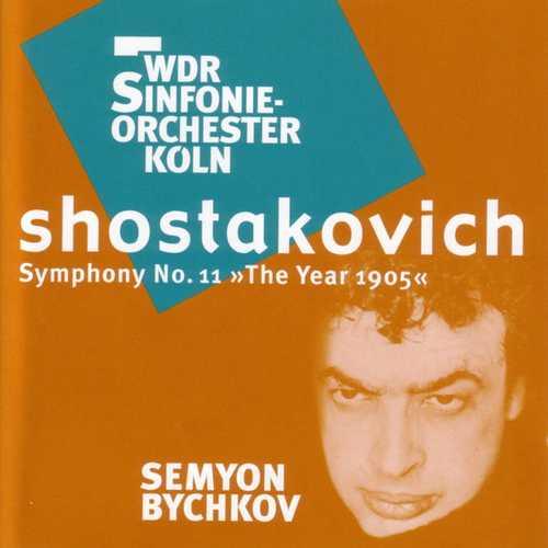 """Bychkov: Shostakovich - Symphony no.11 """"The Year 1905"""" (FLAC)"""