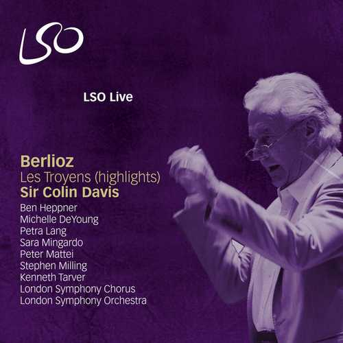 Davis: Berlioz - Highlights from The Trojans (FLAC)