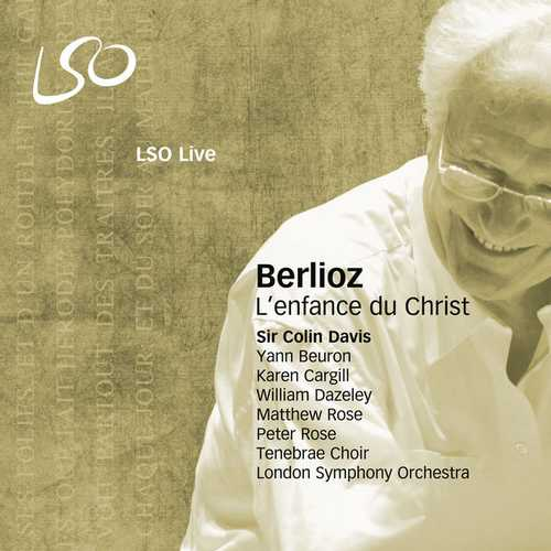 Davis: Berlioz - L'enfance du Christ (24/96 FLAC)