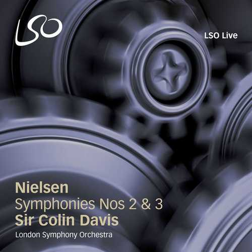 Davis: Nielsen - Symphonies no.2 & 3 (24/96 FLAC)
