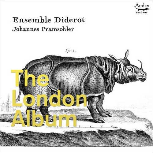 Ensemble Diderot: The London Album (24/96 FLAC)