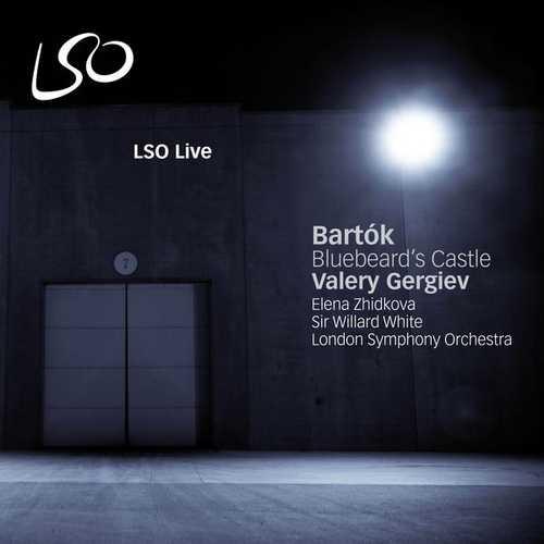 Gergiev: Bartók - Bluebeard's Castle (FLAC)