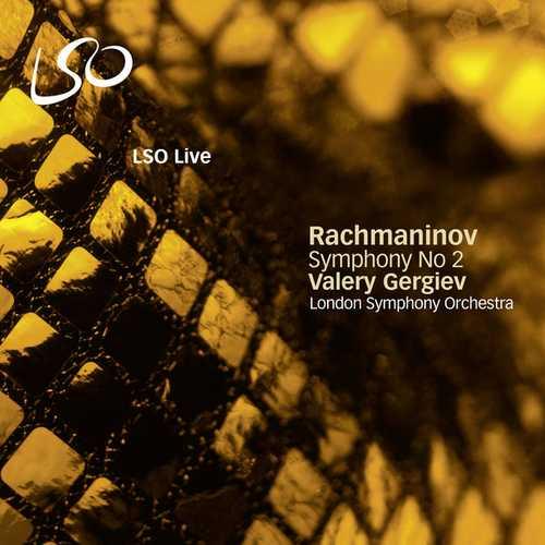 Gergiev: Rachmaninov - Symphony no.2 (24/96 FLAC)
