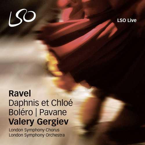 Gergiev: Ravel - Daphnis et Chloé (FLAC)