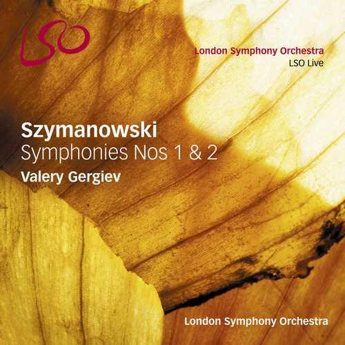 Gergiev: Szymanowski - Symphonies no.1 & 2 (24/96 FLAC)