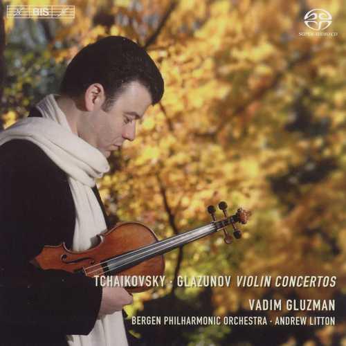Vadim Gluzman: Tchaikovsky, Glazunov - Violin Concertos (24/44 FLAC)