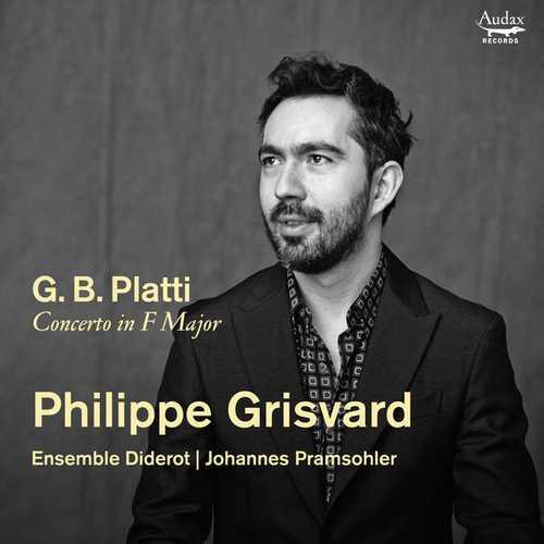Grisvard: Platti - Harpsichord Concerto in F Major (24/48 FLAC)