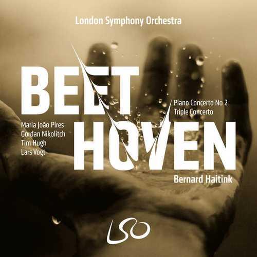 Haitink: Beethoven - Piano Concerto no.2, Triple Concerto (24/96 FLAC)