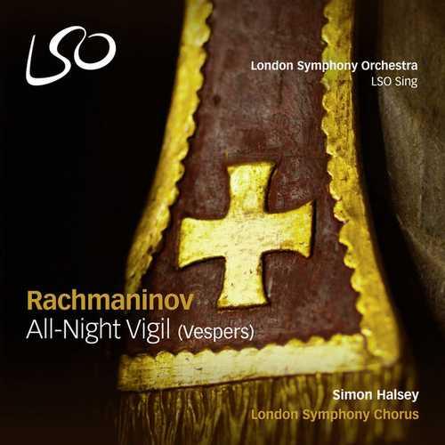 Halsey: Rachmaninov - All-Night Vigil (24/96 FLAC)