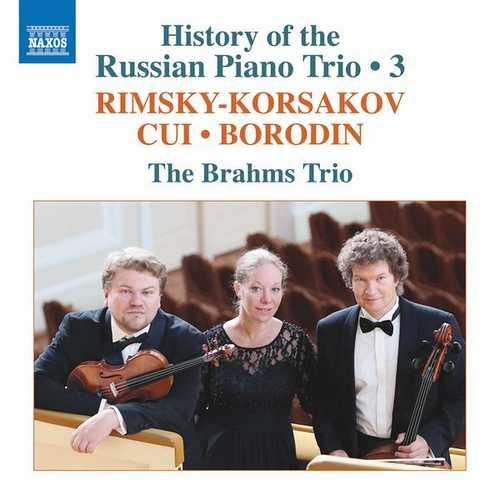 History of the Russian Piano Trio vol.3 (24/44 FLAC)
